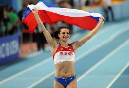 """Isinbayeva: """"Quiero un récord mundial que dure 100 años"""""""