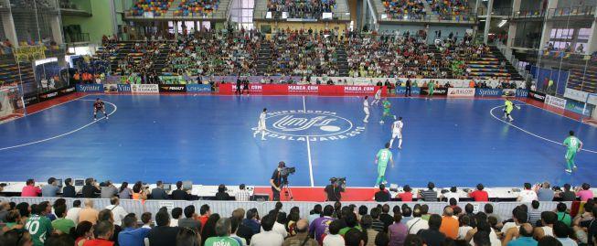 Fútbol sala: Guadalajara será la sede de la Copa de España ...