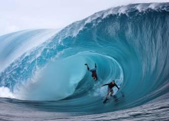Las 11 olas más grandes y peligrosas del planeta