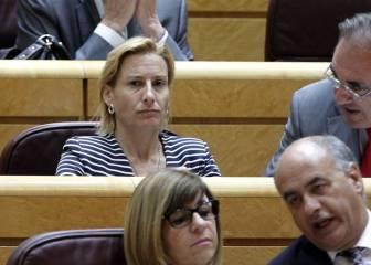 Marta Dominguez 'pierde' su pabellón municipal en Palencia