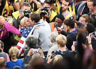 Las mejores imágenes de los Mundiales de Atletismo