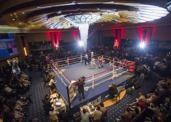 El boxeo, contra el bullying en el Casino Gran Madrid