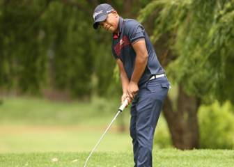 El sudafricano Keenan Davidse, primer líder del Joburg Open