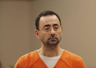 La condena a Nassar por abuso y pedofilia pasa de 20 a 60 años