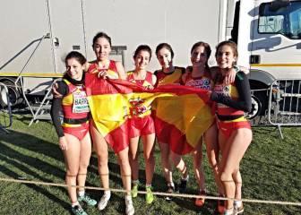 Éxito de España en Sub-20: oro masculino y bronce femenino
