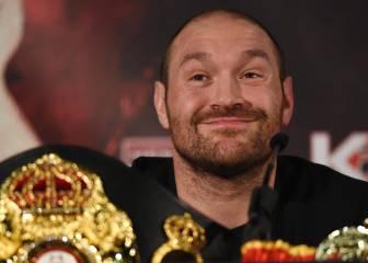 "Tyson Fury ya puede volver a pelear: ""Nada me detendrá"""