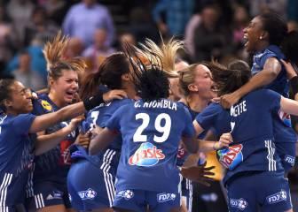 Noruega y Francia, finalistas en el Mundial de Alemania