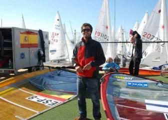 El regatista Juan Manuel Moreno acusa a la RFEV de discriminación