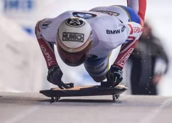 Ander Mirambell busca la plaza para los Juegos en Saint Moritz