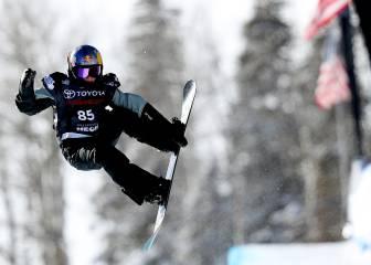 Queralt Castellet, oro a 28 días de los Juegos de Pyeongchang