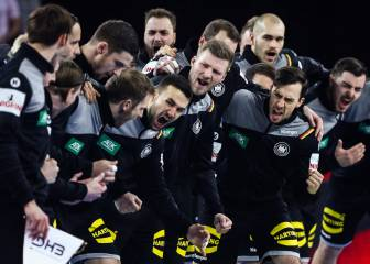 Roscheck aplazó su boda para debutar con Alemania