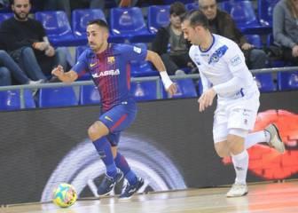El Barça remonta a O Parrulo y afianza su segundo puesto