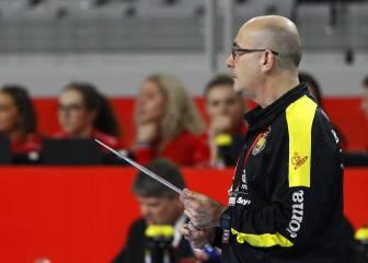 Jordi Ribera: ?La derrota ante Dinamarca ha sido una alerta?