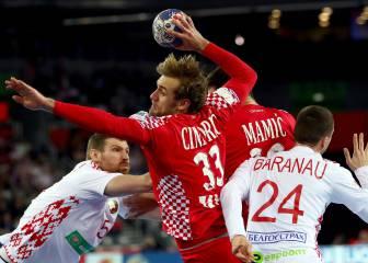 Croacia y Noruega ganan y dan otro paso hacia las semifinales