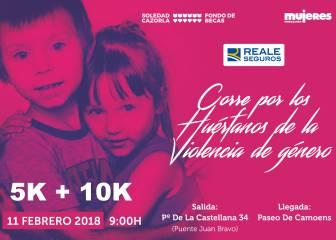 Corre por los Huérfanos de la Violencia Género: 11 de febrero