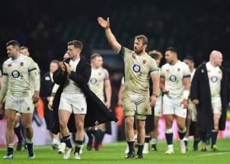 La Inglaterra de Farrell sale airosa pese al empuje galés