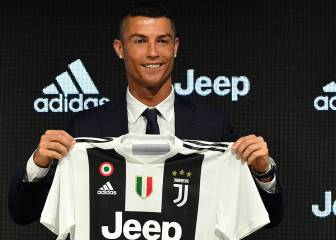 FIFA 19 ya viste a Cristiano Ronaldo en la Juventus