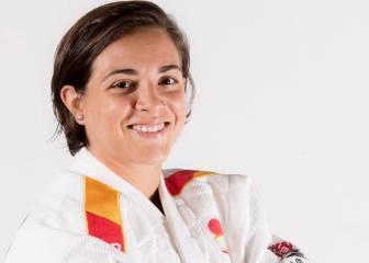 Un oro y dos platas para la selección femenina en Roma