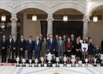 Craviotto, Chourraut y Lydia, Premios Nacionales del Deporte