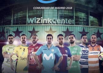 Presentado el cartel oficial de la Copa de España de Fútbol Sala