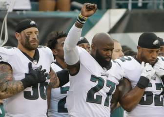 "Los jugadores de football a la NFL: ""No nos callaréis"""