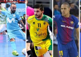 Resultados Fútbol Sala: cuadro y cómo ver los playoffs