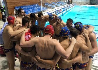 España tropieza con EE UU en su debut en la Superfinal