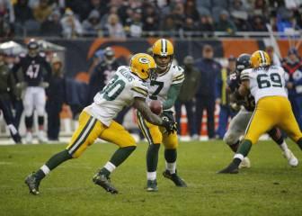 Los Packers usarán un comité para el puesto de corredor