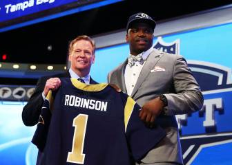 La última oportunidad de ese desastre llamado Greg Robinson