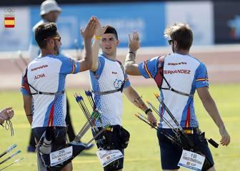 Hacha y Alvariño van tercero y cuarto en la primera ronda
