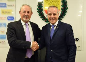 La RFEBM y la ASOBAL firman el nuevo convenio