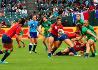 Nueva Zelanda gana el Mundial de Seven; las Leonas acaban quintas