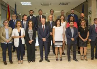 """El ministro José Guirao: """"Todos estamos de acuerdo en una nueva Ley del Deporte"""""""