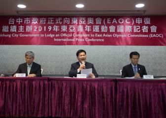 Los Juegos Juveniles de Asia avivan la polémica entre China y Taiwán