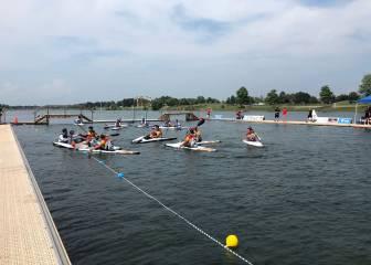 España se cuelga el bronce en el Mundial de kayak polo