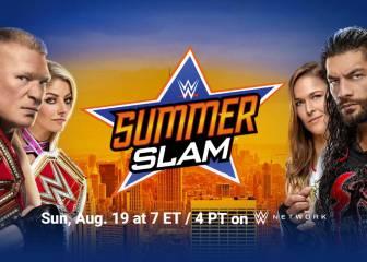 Cartelera y predicciones de WWE SummerSlam 2018