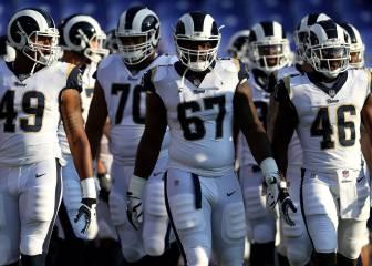 Así los veo: previa NFL 2018 de Los Angeles Rams
