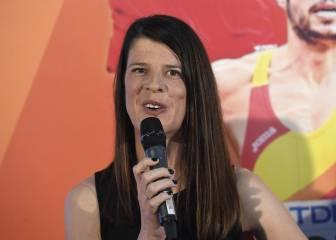 Ruth Beitia, en la Ejecutiva de Pablo Casado en el PP