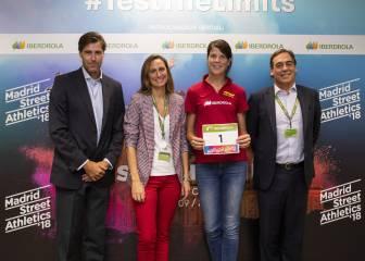 Ruth Beitia presentó el Madrid Street Athletics 2018