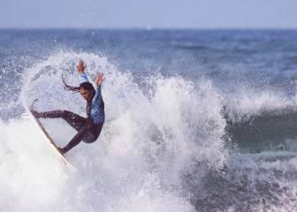 El Mundial, el mejor test para el surf español rumbo a Tokio 2020