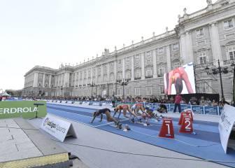 Las imágenes del Madrid Street Athletics