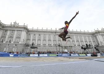 Italia brilló en la histórica fiesta del atletismo en Madrid