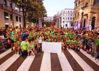 Otra bilbainada: baten el récord de Kipchoge con relevos (2:01,27)