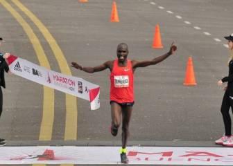 Kipkemboi gana en Buenos Aires con récord de la prueba