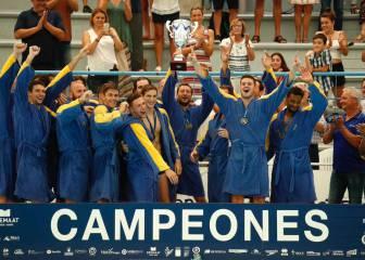 El Barceloneta no da opción al Terrasa (13-6) y se lleva el título