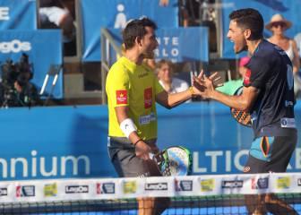 Maxi y Sanyo ganan en Portugal y pasan a liderar el ranking