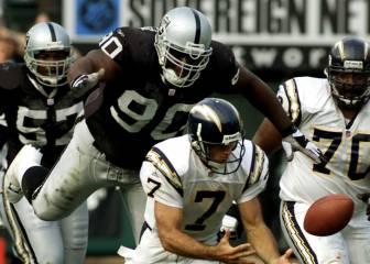 Mi foto favorita de NFL llegó un segundo antes de la tragedia