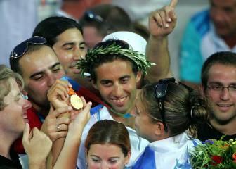 """""""Vendo oro olímpico a gente seria y con mucho dinero..."""""""