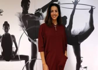 Alejandra Quereda regresa al gimnasio como seleccionadora