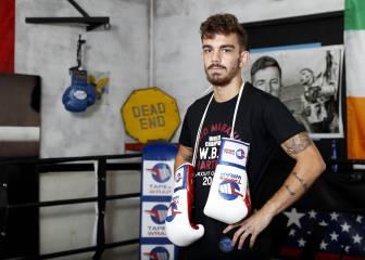 Jonfer, al ring Ponferrada el 15 de diciembre ante Marcano